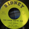 Penny Goodwin - Too Soon You're Old (Sidney)