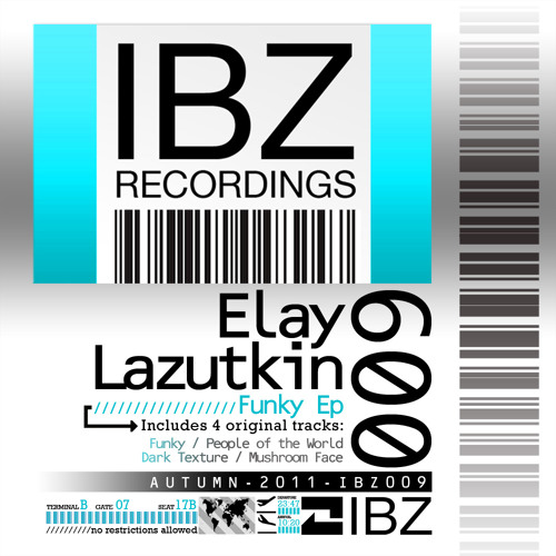 Elay Lazutkin - Dark Texture (2011)