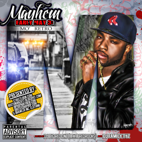 04 Mayhem - I Ain't Lyin' ft. Craig G (Produced by Reckonize Real)