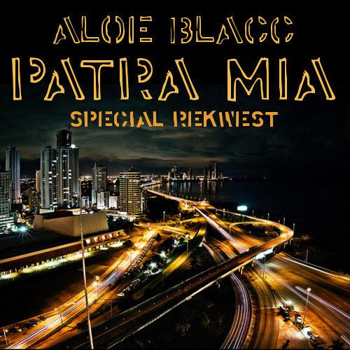 Aloe Blacc - Patria Mia (Jon Kwest Re-Edit)