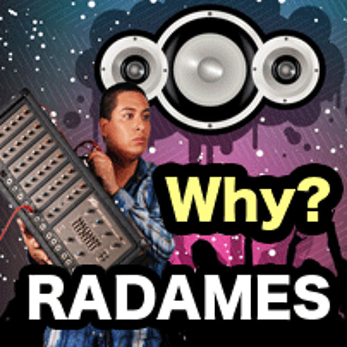 Radames- Why (MAXI CD single)