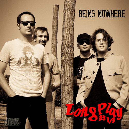 Long Play 33 1/3 - Being Nowhere