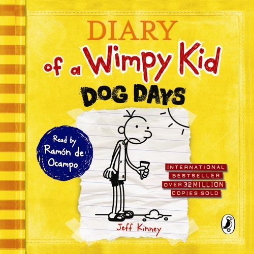 Jeff Kinney: Diary of a Wimpy Kid: Dog Days (Audiobook Extract)