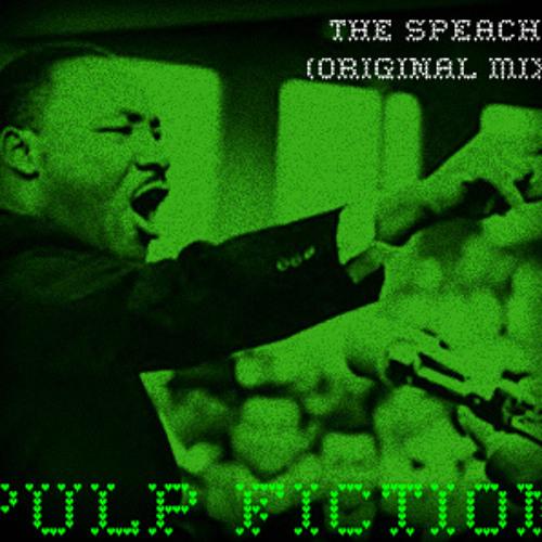 Pulp Fiction - The Speech (Original mix)