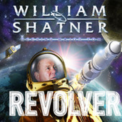 Revolver Mag debut  William Shatner Iron man feat. Zakk Wylde