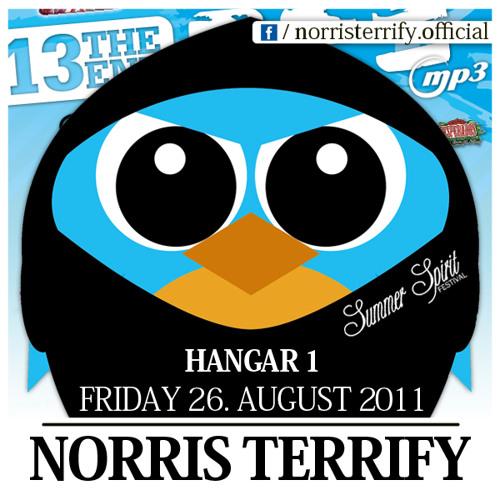 Norris Terrify LIVE! 13th Summer Spirit Festival, DE - Hangar 1 - August 26 - 2011