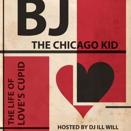 "BJ The Chicago Kid ""Heartless"" feat Iyeball of Fly U & P Blackk"