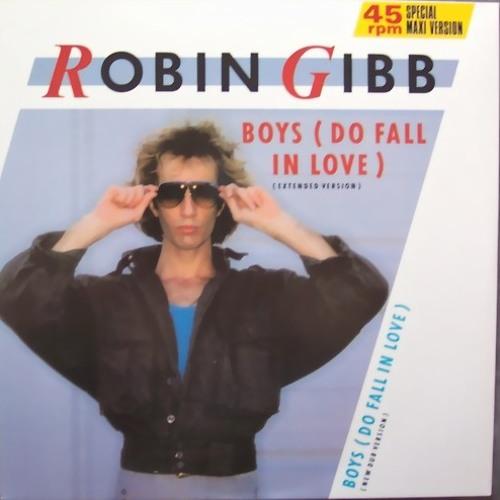 Robin Gibb - Boy's Do Fall In Love (Extended Version)