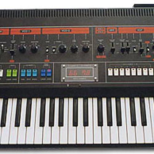Retro Synth Music