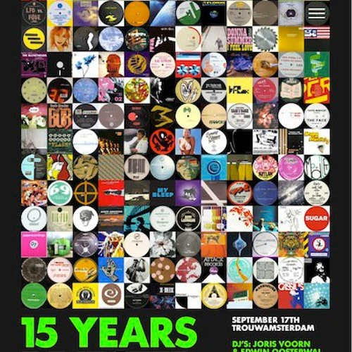 Edwin Oosterwal's 15 Years Rejected Behind The Decks Mix