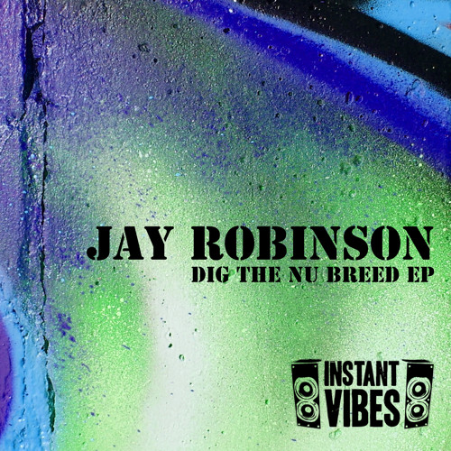 IVIBES003: JAY ROBINSON - I NEED BASS - DIG THE NUBREED EP - INSTANT VIBES