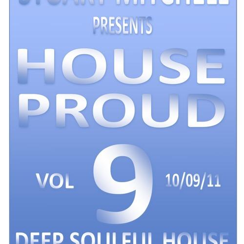 DJ Stuart Mitchell Presents HouseProud Vol 9 10/09/11