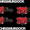 Eminem - 25 to life (Chris Murdock Drumstep Remix)!!!BASS!!!
