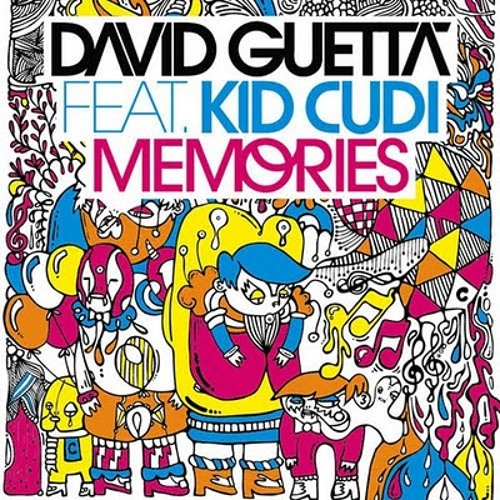 David Guetta Feat. Kid Cudi Memories (Eddie Sanchez Re-Rub) (master) FREE D/L!