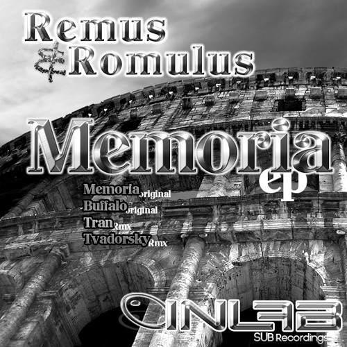 Romulus & Remus - Memoria (Tran Remix) on Inlab Recording