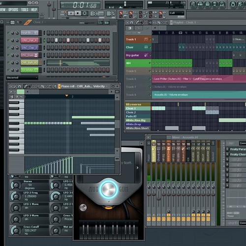 FL studio producers