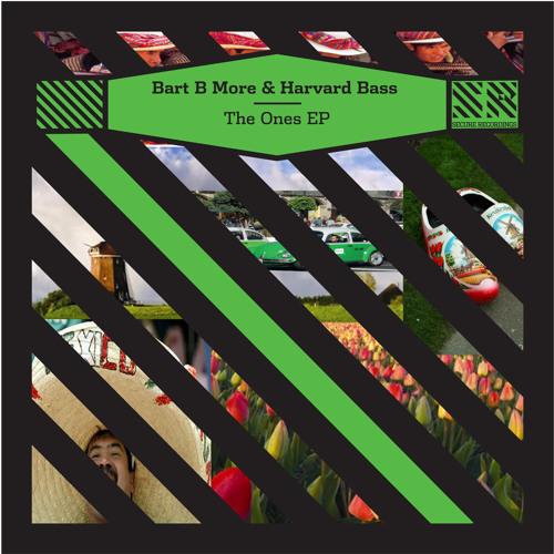 Bart B More & Harvard Bass - The Dark One