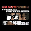 Kanye West, Nas & KRS One - Classic (Better Than I've Ever Been) (DJP's Turn it Up Refix)