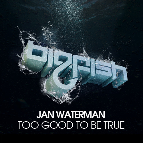 Jan Waterman - Too Good To Be True [Big Fish Recordings]