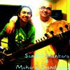 Hare Krishna by Chandramukha Swami ft. Sandro Shankara (sitar)