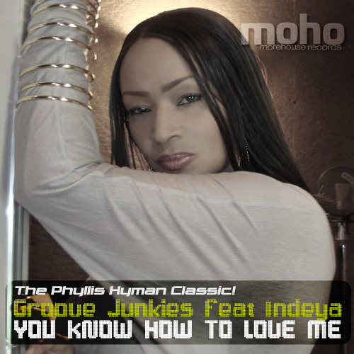 Groove Junkies ft. Indeya You Know How to Love Me Snip