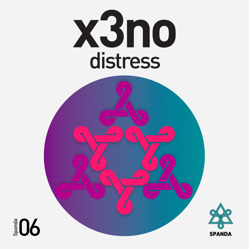 x3no - Distress (x3no Scalar Mix)