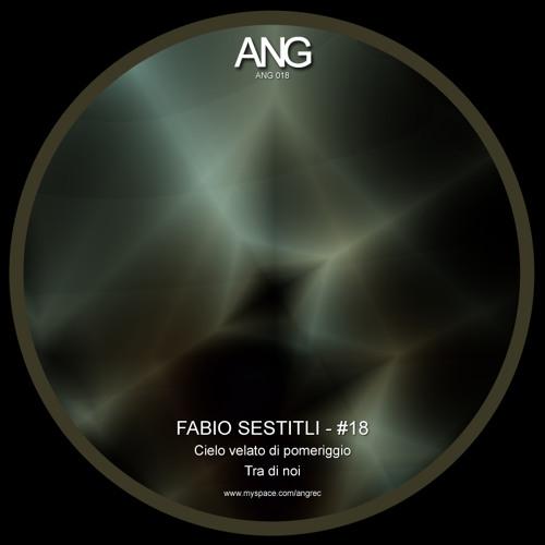 Fabio Sestili - CIELO VELATO DI POMERIGGIO - ANG REC 018