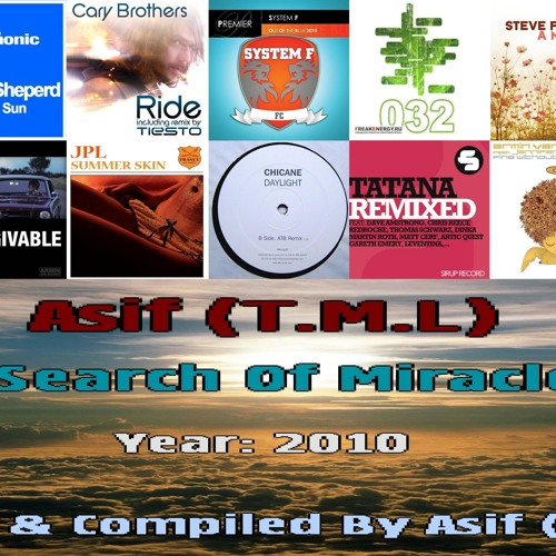 In Search of Miracles 2 (Minimix)-Various Artists/Asif T.M.L.