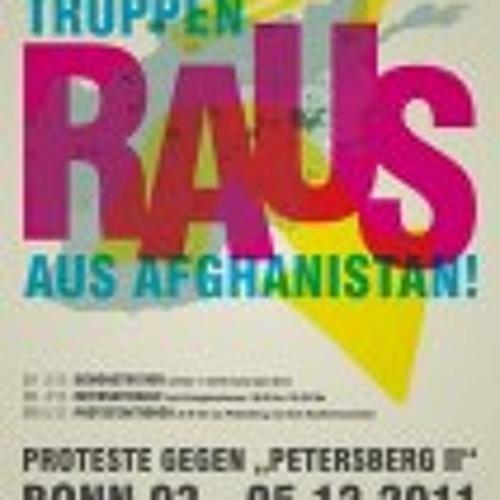 Protestbündnis gegen Petersberg II