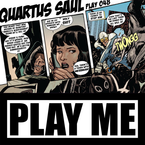 Subdue & Quartus Saul - Pacifism [PLAY ME RECORDS]