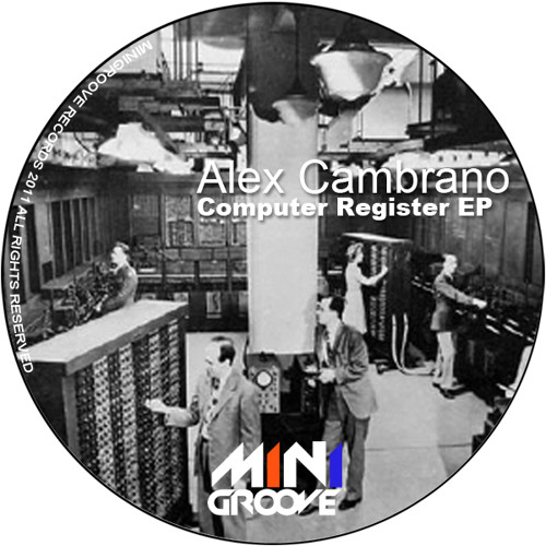 Alex Cambrano - Registry CX(Original Mix)