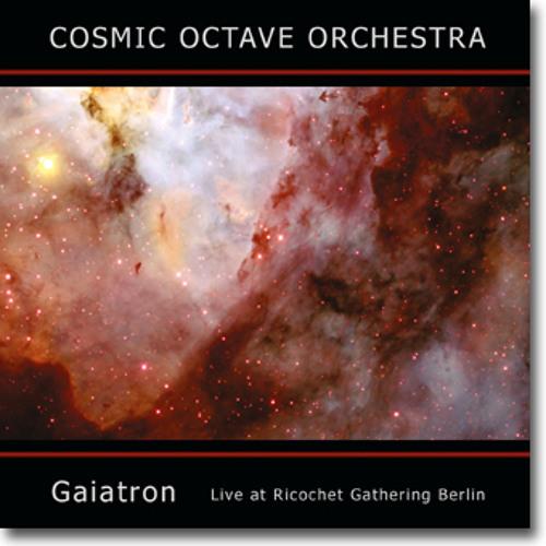 KW007 Cosmic Octave Orchestra - Gaiatron/Cassinidrive (Medley 7 min) Original - 68min.