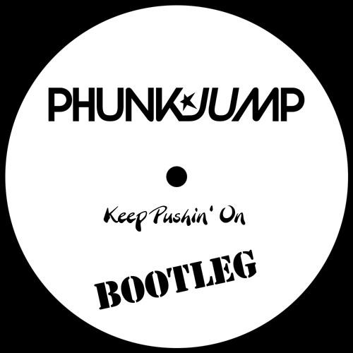 Boris Dlugosch - Keep Pushin' (Phunkjump Bootleg 2011)