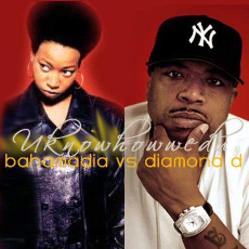 FREE-KEE - Uknowhowwedu (Bahamadia vs Diamond D Mashup)