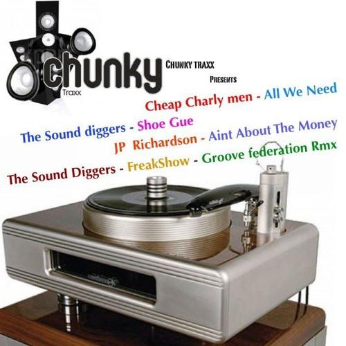 Ain't Bout Money! - JP Richardson - Chunky Traxx (UK)