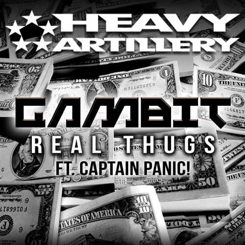 Gambit- Conspiracy Theory (out now!)