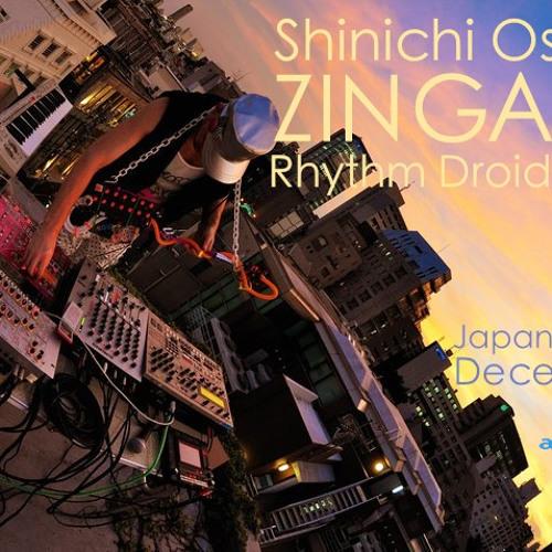 Shinichi Osawa - Zingaro (Rhythm Droid Remix) [alternate version w/ solo]