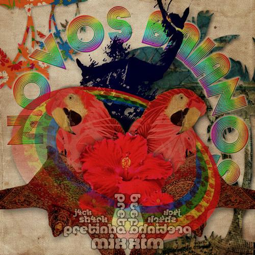 Novos Baianos - Preta Pretinha (j4ck sh4rk remix)