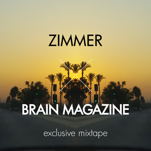 Zimmer x Brain Magazine | September 11 Tape
