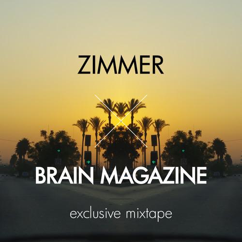 Zimmer x Brain Magazine | September 11 Tape