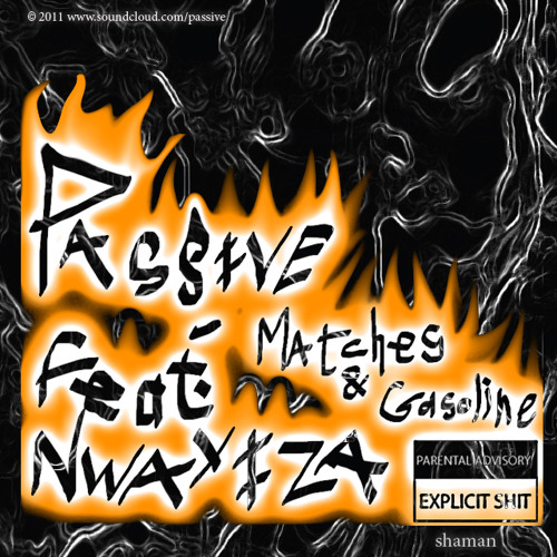 Passive feat Nwayiza - Matches and Gasoline