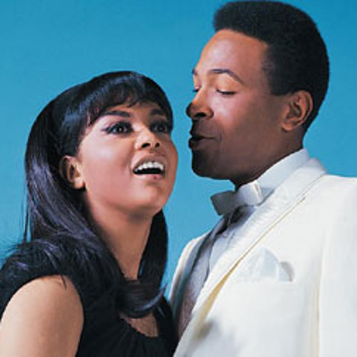 Marvin Gaye & Tammi Terrell-Ain't No Mountain High Enough (Van O Remix)