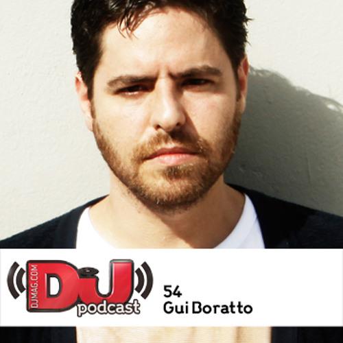 DJ Weekly Podcast: 54 Gui Boratto
