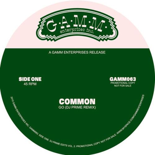 Common - Go (Dj Prime Remix-2010)