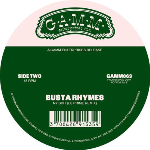 Busta Rhymes - New York Shit (Dj Prime Remix)