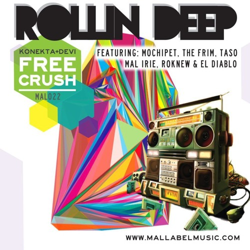 Free Crush - Hammer Down [The Frim remix] (coming soon on MalLabel)