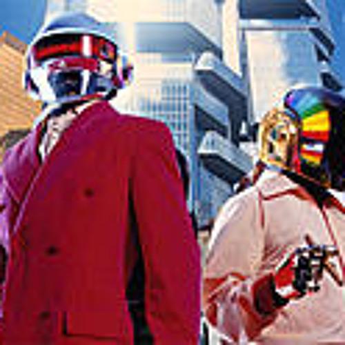 Daft Punk - Aerodynamic (Alexsey aka Morpho RMX) TechnoDynamic