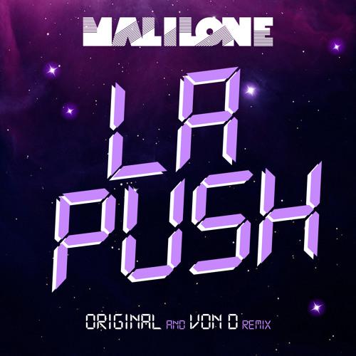 MALILONE - La Push (VON D Lost in Space RMX) LUTETIA008