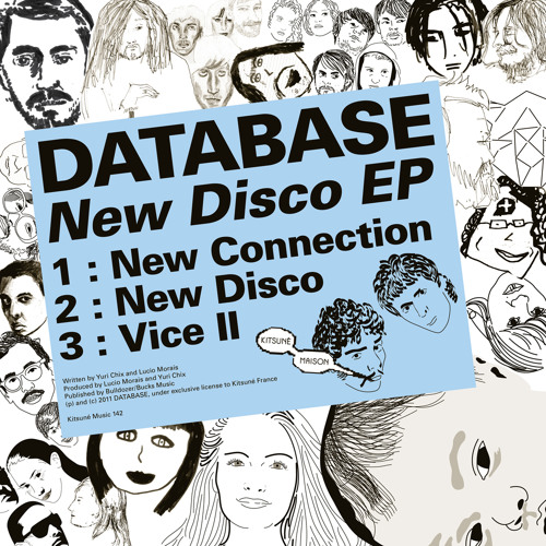 DATABASE - New Disco (Disco Uprising Mix)