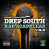 Deep South Rap Acapellas -  128 2Bar KaChing Smack - download!